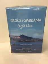 Dolce & Gabbana Light Blue Discover Volcano  Men
