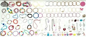 Childrens Jewellery Bundle Real To Pretend Jewelry Bracelets Necklaces Rings