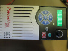 Allen Bradley 25A-D6P0N104 Ser B PowerFlex 523 AC Drive 2.2kW 3.0HP TESTED