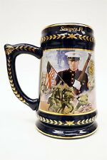The Few, The Proud Hamilton Collection Limited Edition Usmc Marines Beer Stein