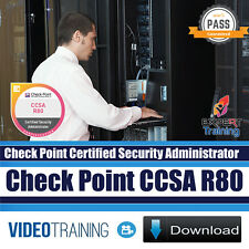 Check Point certified security administrator CCSA R80 Video Course Download