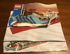 LEGO Maersk Sealand 10152 Manual ONLY