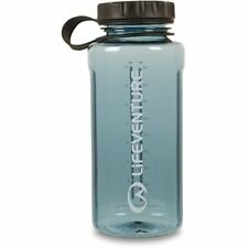 Lifeventure Tritan Flask Blue 1000ml Outdoor & Travel Tough Watter Bottle