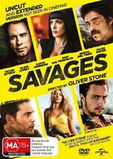 Savages DVD New/Sealed Region 4
