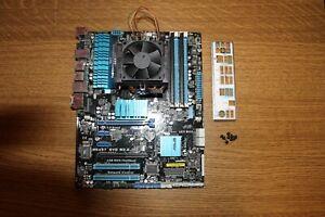 ASUS M5A97 EVO R2.0 mit AMD FX-8350 (8x4 Ghz) und 16GB DDR3