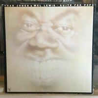 [SOUL/JAZZ]~EXC LP~THAD JONES~MEL LEWIS~Suite For Pops~[OG 1975~HORIZON~Issue]