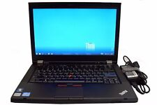 "Lenovo ThinkPad T420 Laptop i5-2520M 2.5GHz 4GB RAM 320GB HDD Windows7 14"" LCD"