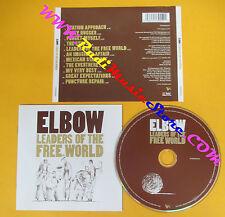 CD ELBOW Leaders Of The Free World 2005 Europe V2 VVR103552  no lp mc dvd (CS7)