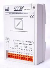 Hottinger Baldwin Messtechnik Measuring Amplifier Converter EM201K2