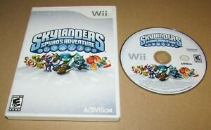 Skylanders Spyro's Adventure (Game Only) for Nintendo Wii Fast Shipping!