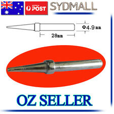 SOLDERING IRON STATION Tip 1.2D for Dick Smith DSE-T2000 /T2200/ T2260 168-3C OZ