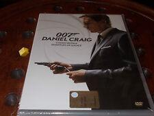 007 Daniel Craig COLLECTION CASINO ROYALE + QUANTUM OF SOLACE 2 Dvd ..... Nuovo
