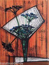 Bernard BUFFET (1928-1999) Original Lithographie auf Arches Bütten Paris 1972