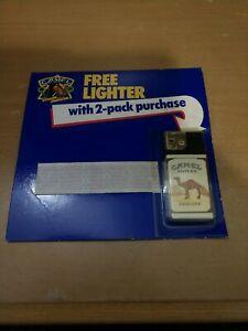 Camel Filters Genuine Cigarette Lighter New In Package