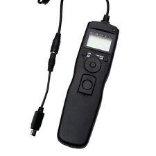 Timer Remote Shutter Cord for Nikon D7100 D7000 D5300 D5200 D3300 D600 D750 D90