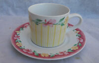 PFALTZGRAFF GRANDMA'S KITCHEN  COFFEE CUP SAUCER SETS 4 ATMOSPHERE