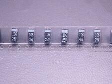 TAZG106K025CRSZ0800 AVX Capacitor Tantalum Solid 10 uF µF 25V 10% Case G NOS
