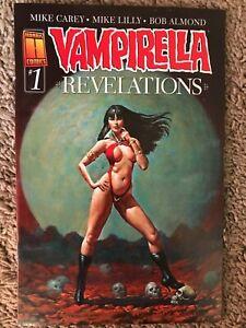 VAMPIRELLA: Revelations #1 (Harris Comics, 2005) NM/MT (9.8)