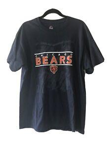 Majestic Mens Chicago Bears T‑Shirt   Large Multi   (BB)