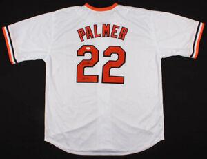 "Jim Palmer Signed Baltimore Orioles White Jersey Inscribed ""HOF 90"" (JSA COA)"