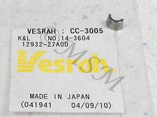 03-06 SUZUKI BURGMAN 400 & TYPE S K&L INTAKE/EXHAUST VALVE KEEPER LOCK 14-3604