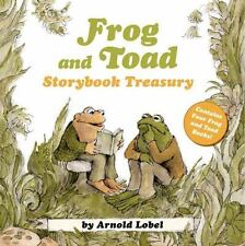 Lobel Arnold-Frog And Toad Storybook Treasury  HBOOK NEW