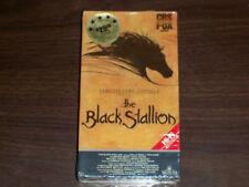 THE BLACK STALLION - BETA NEW SEALED RARE - 1979 Kelly Reno - CBS/FOX
