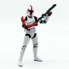 """Star Wars Black Series 6"""" Imperial Clone Trooper Capatin -Action Figure (NO BOX)"""