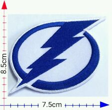 Tampa Bay Lightning NHL HOCKEY Sport Patches Logo iron, Sawing on clothes