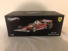 Hotwheels Ferrari 312 T2 Niki Lauda RED ELITE HTF BLY40 Mattel 1/18 BRAND NEW