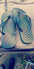 HAVAIANAS Womens Mens Thongs Flip-Flops Sandals Shoes SIZE 43-44
