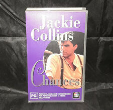 Jackie Collins - Chances - Video VHS