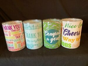 Gold Canyon Candles Large 22 oz Lumies in Various Scents with custom wrap