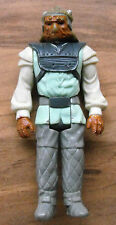 Star Wars NIKTO SKIFF GUARD Jabbas Bounty Hunter Vintage figurine ROTJ L.f.l. 1982