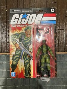 Gi Joe Retro Stalker Walmart Exclusive