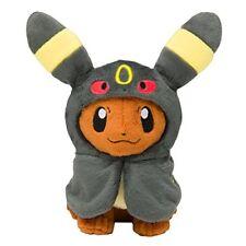 New Pokemon Center Original Plush Doll Stuffed Eevee Poncho Series BK from Japan