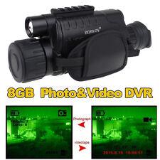wg-37 5x40 Numérique IR vision nocturne monoculaire prendre photo vidéo DVR + Q1