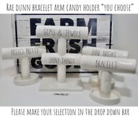 "Rae Dunn Bracelet Arm Candy Holder BRACELET SHINE BRIGHT ""YOU CHOOSE"" NEW ""19"