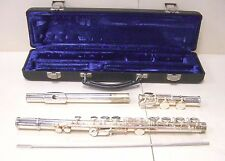 GEMEINHARDT 2SP SILVER PLATED STUDENT MODEL FLUTE W/ CASE SERIAL: F93678