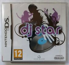 DJ STAR pour Nintendo DS ** NEUF **