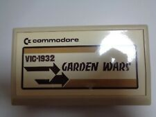 COMMODORE VC-20 / VIC-20 --> GARDEN WARS (VIC-1932) / CARTRIDGE