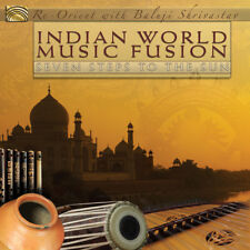 RE-ORIENT WITH SHRIVASTAV - Indian World Music Fusion: Seven Steps to the Sun