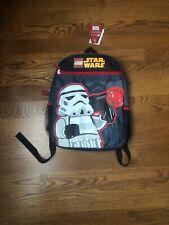 Lego Star Wars StormTrooper School Backpack