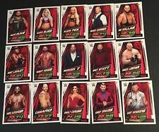 Topps Slam Attax Universe 2019 Lot Bundle- full set of 58 Raw base cards new