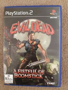 PlayStation 2 - Evil Dead: A Fistful of Boomstick