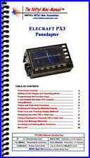 Elecraft Px3 Panadapter Mini-Manual by Nifty Accessories