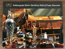 Indianapolis Motor Speedway Hall of Fame Museum (Book)