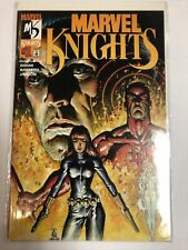 Marvel Knights (2000) # 1 (NM) DF Dynamic Forces Variant With COA