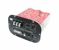 12V High Power Subwoofer Car Amplifier Board Full Tone Pure Bass 80W