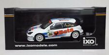 "IXO 1/43 VALENTINO ROSSI AUTO FORD FOCUS WRC ""BETA"" RALLY MONZA 2007 L.E.NEW"